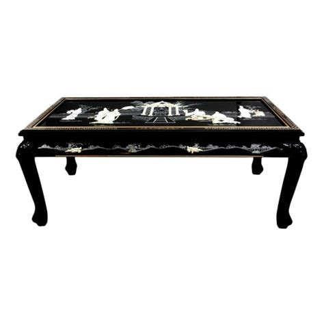 of pearl coffee table with claw wayfair