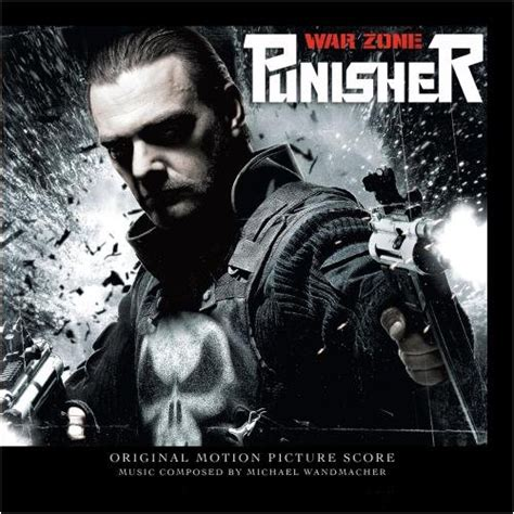 Punisher War Zone 2008 Film Punisher War Zone 2008 Soundtrack From The Motion Picture