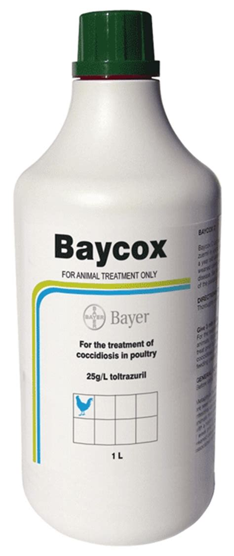 toltrazuril for puppies baycox bayer animal health nz