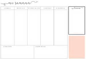 Calendario 2018 Semanal Planificador Organizador Semanal Mensual Descargar Mi