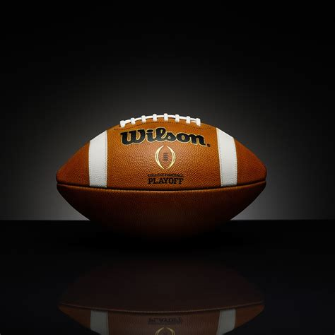 football on football wilson sporting goods
