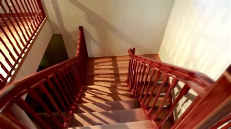 custom woodworking seattle custom wood staircase open riser by nk woodworking