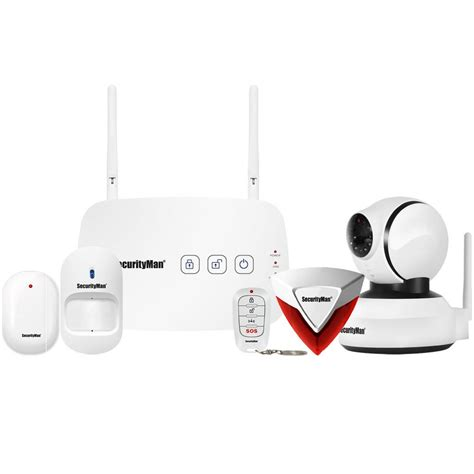 securityman diy wireless home alarm system kit reviews