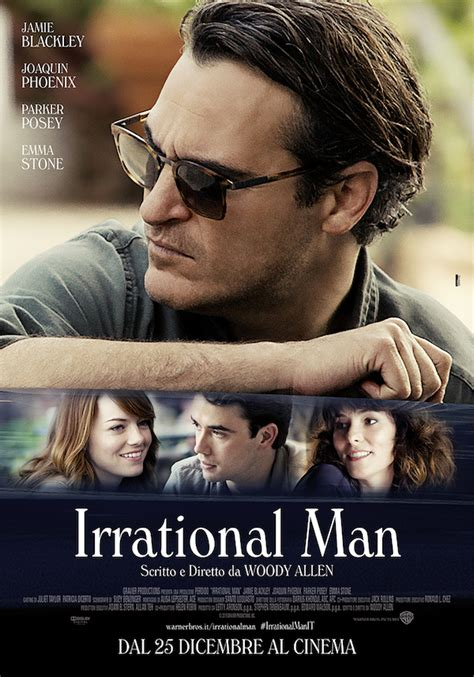 film streaming woody allen irrational man di woody allen primo poster italiano