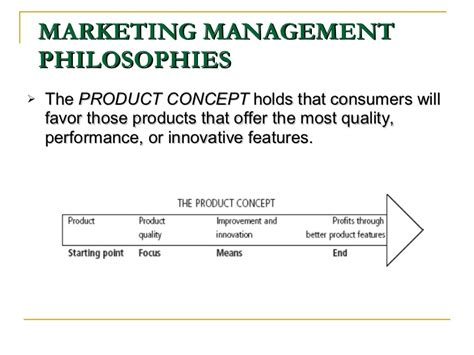 marketing management philosophies studiousguy key concepts in marketing