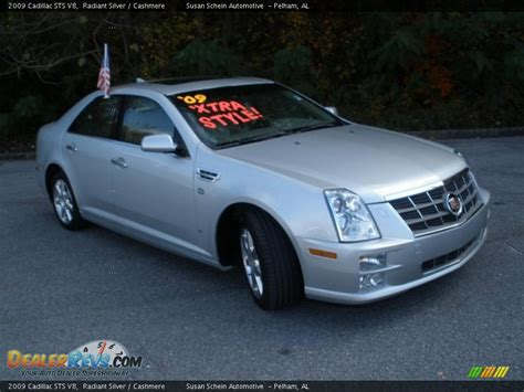 2009 Cadillac Sts by 2009 Cadillac Sts V8 Radiant Silver Photo 1