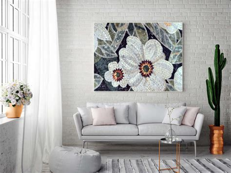 ways to decorate your home unique ways to decorate your home with mosaic wall art