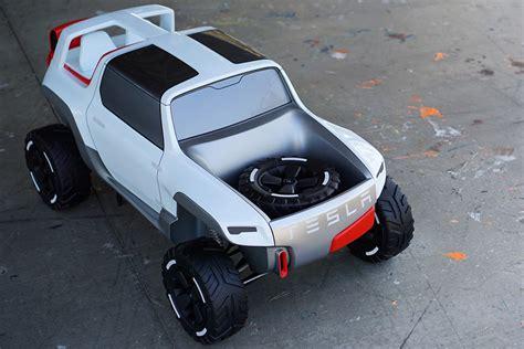 tesla jeep concept tesla allterrain concept cars diseno