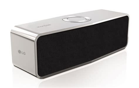 Speaker Bluetooth Lg lg portable bluetooth speaker lg electronics ph