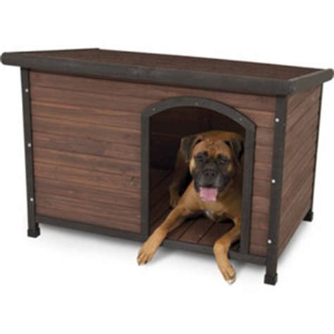 dog houses tractor supply aspen pet ruff hauz offset entry dog house 50 to 90 lb at tractor supply co