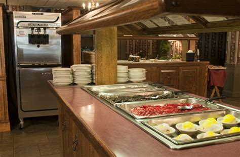 country cupboard buffet