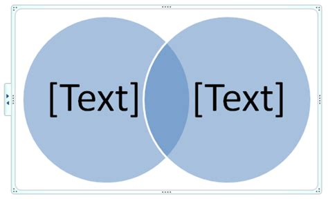 how to make venn diagram in word blank venn diagrams new calendar template site