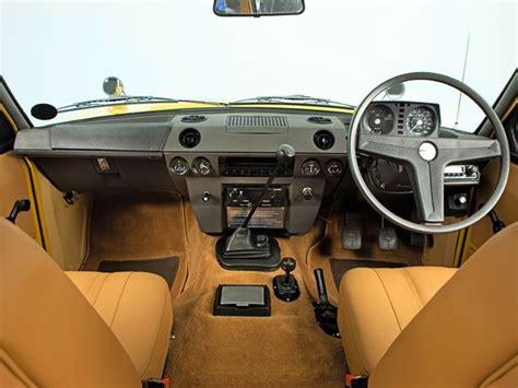 vintage land rover interior oito curiosidades sobre o range rover revista 4x4 digital