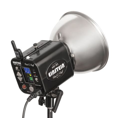 paul c buff einstein lights studio lighting gear continuous strobe and led