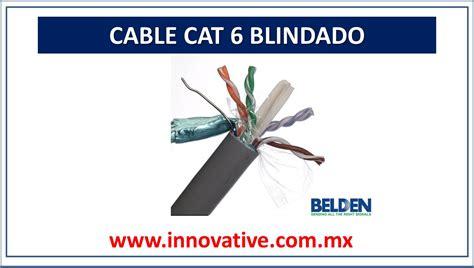 Kabel Cat 6 cable cat 6 blindado