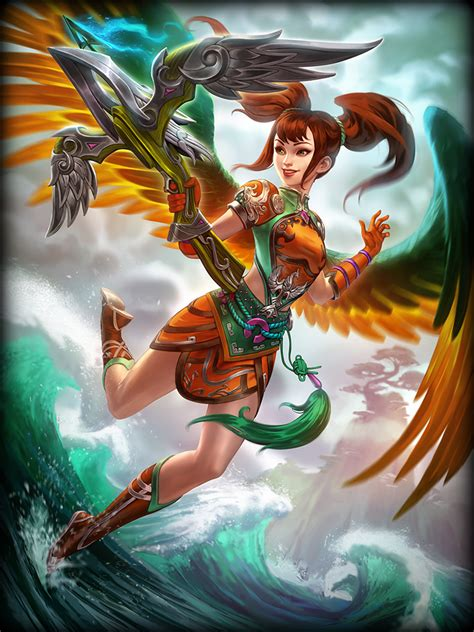Smite Giveaway - smite jing wei skin giveaway