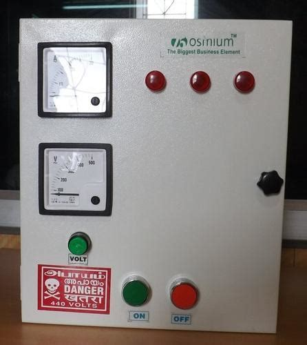 3 Phase Dol Starter At Rs 4600 No S Dol Starter Id