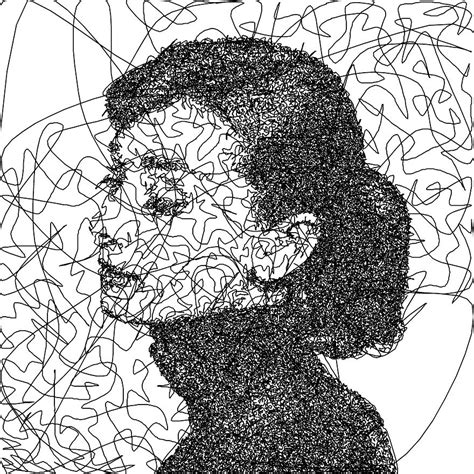 doodle draw style i wrote an algorithm that doodles drawings from a single