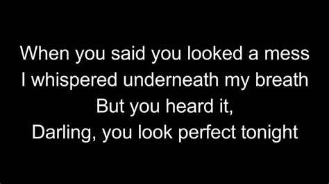 ed sheeran perfect spotify ed sheeran perfect available in spotify lyrics cover youtube