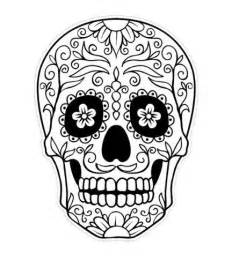 day of the dead skull coloring pages day of the dead skull coloring page enjoy coloring
