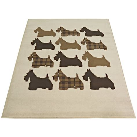 scottie rug buy scottie rug 120x170cm at argos co uk your shop for rugs and mats