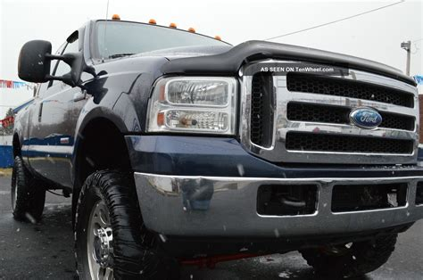 2005 ford f 350 duty xlt extended cab 4 door 6