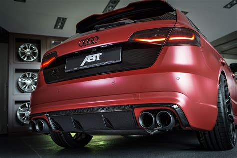 Audi Tuning Abt by Abt Tuning Audi Rs3 Vizyonda