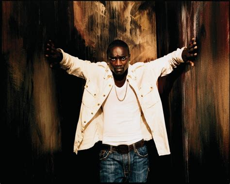 Rapper Akon Has Three by Get All In1 Only Entertainment No Thing Else October 2010