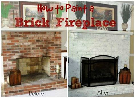 ideas for how to update how to update a brick fireplace jburgh homesjburgh homes
