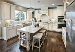 Kitchen Designs Pinterest by Traditional White Kitchen Kitchen Interiors