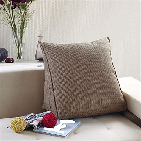 large bed wedge pillow sofa wedge pillow rs gold sofa