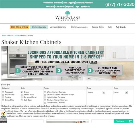Reviews Of Willow Lane Cabinetry