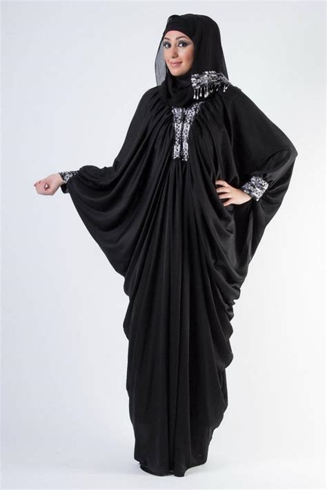 hijab pattern online new latest arabic abaya hijab designs collection 2014 15