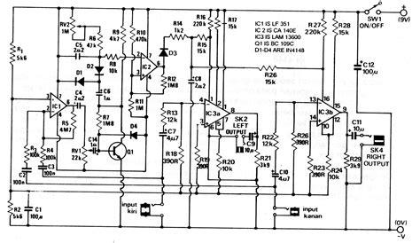 Gambar Layout Lu Otomatis | gambar skema rangkaian elektronika 90 rangkaian