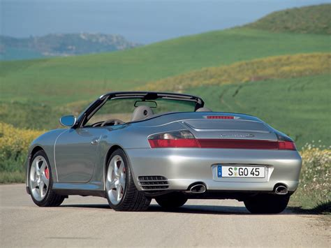 Porsche 996 Carrera 4s Cabrio by Porsche 911 Carrera 4s Cabriolet 996 Specs Photos