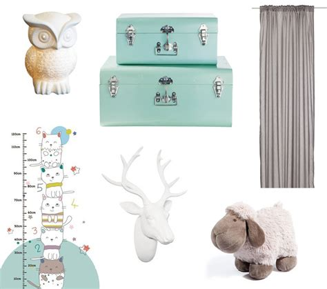 Inspirations & idées déco pour une chambre bébé nature et