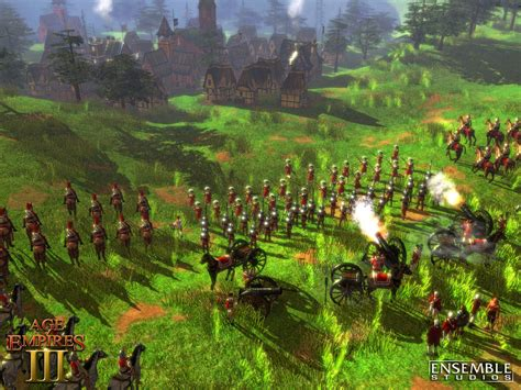 Of The Age 3 shooterlandia age of empires 3 expanciones completo