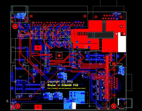 pcb layout guidelines for ethernet pcb layout