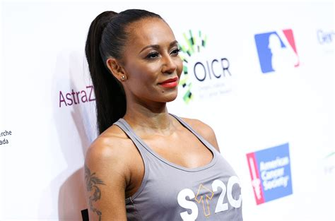 mel b tattoo mel b claims husband beat humiliated in restraining