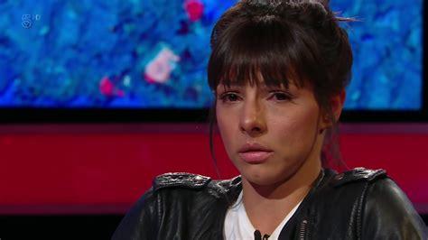 celebrity ghost hunt on w roxanne pallett will return to tv when she appears on