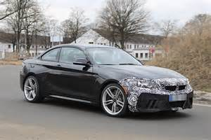 Bmw Usa 2017 Bmw M2 Performance Edition Leaked It S Only For The