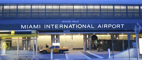 imagenes del aeropuerto de miami florida abajo a la izquierda tres historias en tr 225 nsito en el