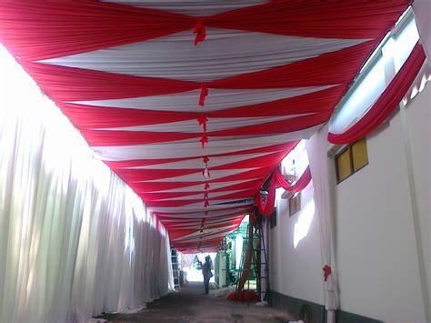 Tenda Stand Pameran Contoh Tenda Ketupat Anesya Decoration