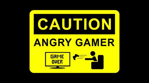typography signs gaming signs typography warning walldevil