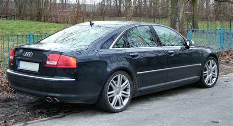 Audi W12 Technische Daten by Audi S8