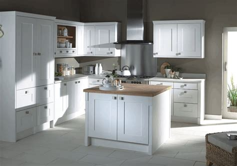 kitchen style aston white from fitted kitchens direct