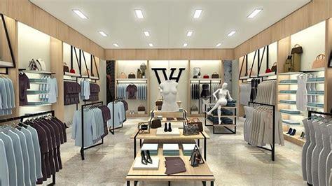 apparel store interior design store design interior