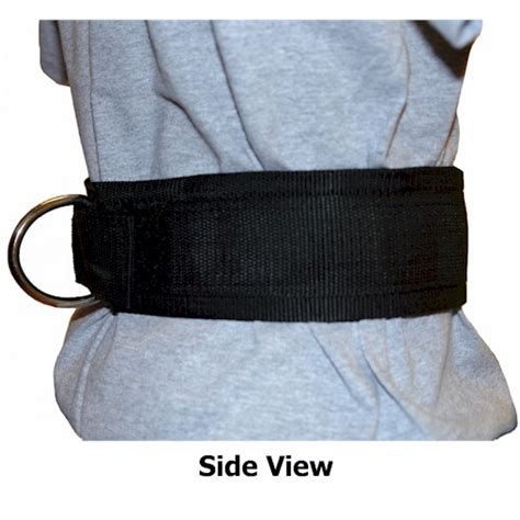 3 inch wide waist belt with pulling