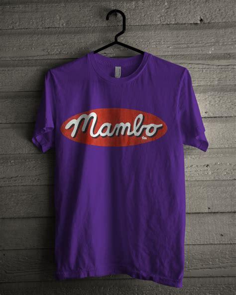 T Shirt Mambo mambo logo t shirt