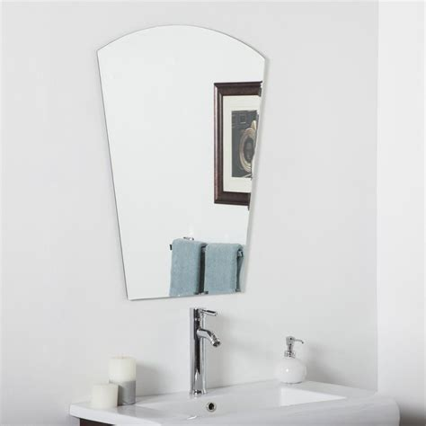 bathtub mirror decor wonderland ssm3005 paris modern bathroom mirror ebay